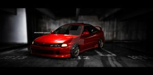 Integra DC2 by SkicaDesign