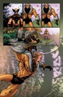 Sabretooth Attacks by PORTELA
