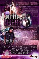 Ladies Night Backside by V1sualPoetry