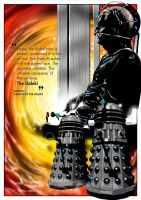 Genesis Of The Daleks by jlfletch