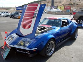 1969 Chevy Corvette Stingray by Partywave
