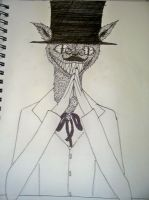 Sinister Gentleman by SighVerbally