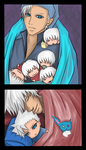 vergil can't sleep by veggwhale