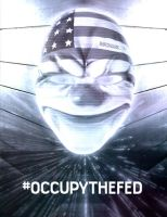 OCCUPYTHEFED AMERICA by virtuadc