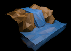 Low Poly River [WIP] by MurTXazI