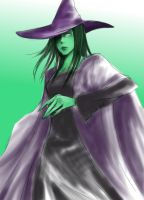 Elphaba by TashinaKalmbach