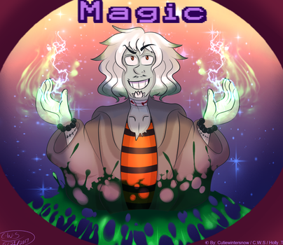 So much Magic by CutieWinterSnow