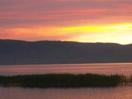 Bear Lake Sunset 2 by AnnaRing1