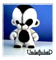 Undstitched Munny by CrAdimSkA