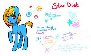 Star Dust by p-l-u-m-b-u-m