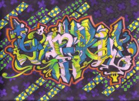 Trankill Graff by Enuma