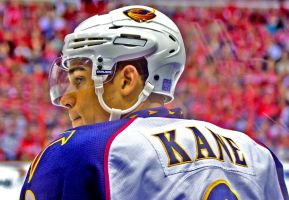 Evander Kane HDR by Oultre