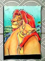 THE LION KING by powre