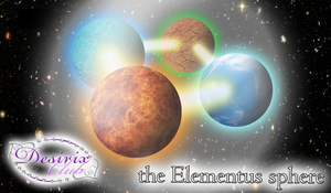 Desirix - The Elementus Sphere by CharmedWings