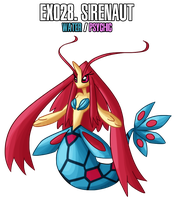 Fakemon: EX028 by MTC-Studio
