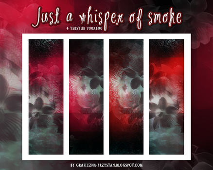 Texture pack just a whisper of smoke by Calliste1999