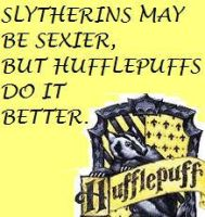 Slytherins may be sexier BUT.. by Chipmunki