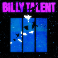 Billy Talent III Cover (Purple Blue Version) by darkdissolution
