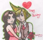 Holiday Flower by cleris4ever
