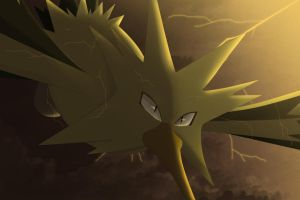 Zapdos by All0412