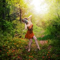 a dance of my own. by karrahcontagious