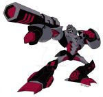 Animated Megatron Battle Pack by MarceloMatere