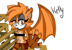 2nd lil christmas gift .:Kelly:. by AshleyShiotome