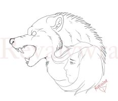 Animal i have become by Phantom--Wolf