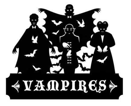 Vampires - take 2 by b-maze