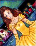 Belle: Beauty and the Beast by Maddy25