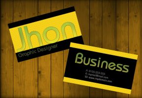 clean business card psd temple by dvanartist