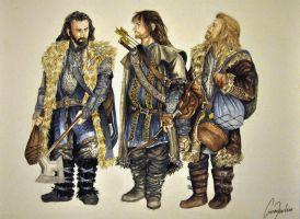 Line of Durin by TheCorinna