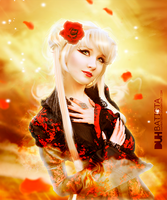 Rose of Fire by DuhBatista