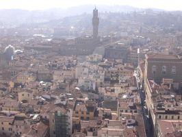 Looking at Firenze by AmaranthasiA