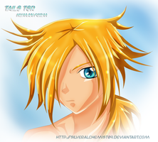 Tails TSR-human form by SilverAlchemist09