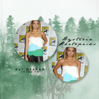 Photopack 573 // Kat Graham by HysteriaPhotopacks