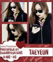 Taeyeon (SNSD) - PHOTOPACK#01 by JeffvinyTwilight