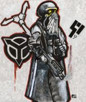 Killzone scribble by YouCannotFalter