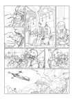 Old Sci-fi project: Page 5 - Ink by DrManhattan-VA