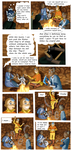 Avatar: Bringing Out the Blue Fancomic page 9 by aileri