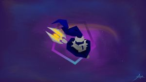 Veigar's Wand and Hat by namesAsh
