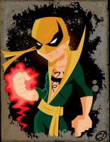 IRON FIST RETURNS by CHUCKAMOKK