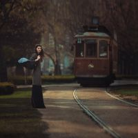 tram number 22 by ankazhuravleva