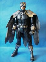 Custom 12 inch Owlman by cusT0M