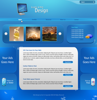 Portfolio Layout by cestnms