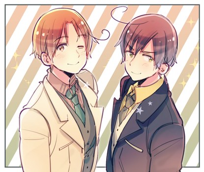 Suits by Cioccolatodorima