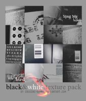 black and white texture pack by obscene-bunny