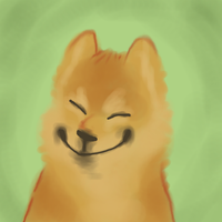 Smug little ball of fluff by MEOW----MEOW