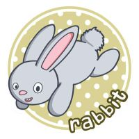 Chinese Zodiac: Rabbit by CrappyMornings