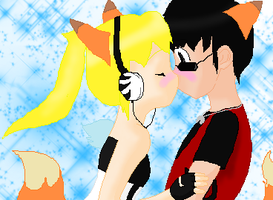 . Just One More Kiss . - Edit by Tammiikat